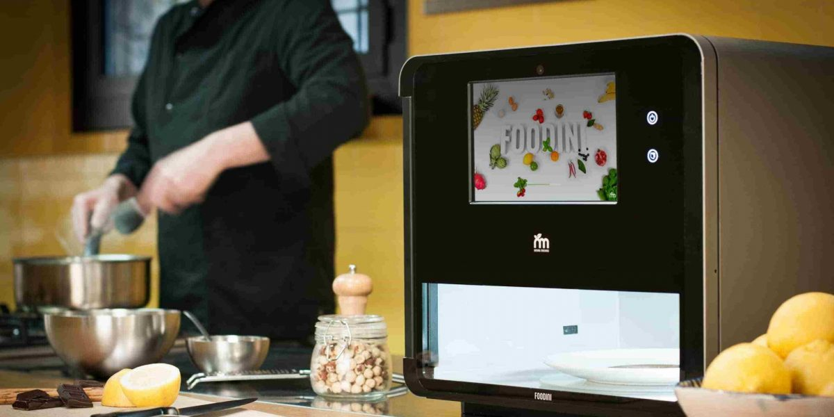 Natural Machines The Makers Of Foodini A 3d Food Printer