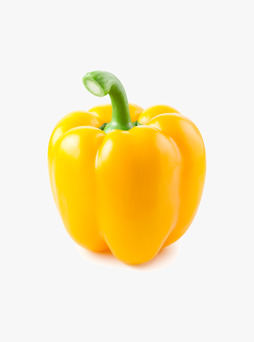 Food Yellow Pepper